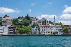 Vue d'Istanbul images libres de droits