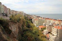 Vue d'Izmir Image libre de droits
