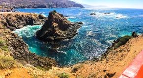 Vue d'océan photos libres de droits