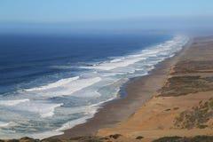 Vue d'océan Photographie stock