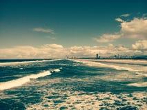Vue d'océan Photographie stock libre de droits