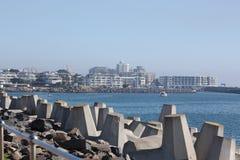 Vue d'océan de Granger Bay Photographie stock libre de droits
