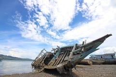 Vue d'océan en Indonésie Photographie stock libre de droits