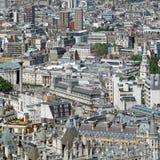 Vue d'oeil de Londres Photographie stock