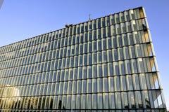 Vue d'un secteur de Boulogne Billancourt Photo stock