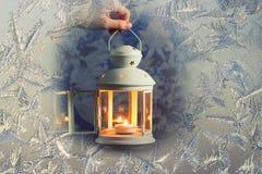 Vue d'une lanterne Images stock