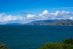 Vue dans l'extrémité de terres, San Francisco Image stock