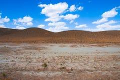 Vue dans le Turkmenistan Photo stock