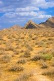 Vue dans le Turkmenistan Photographie stock