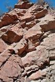 Vue dans les montagnes Photographie stock