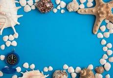 Vue dans un style marin photos libres de droits