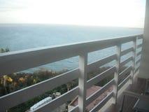 Vue de balcon images stock