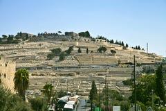 Vue de Bethlehem Photo stock