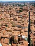 Vue de Bologna Image libre de droits