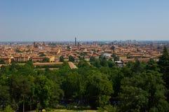 Vue de Bologna Image stock