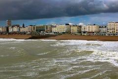 Vue de Brighton Photos stock