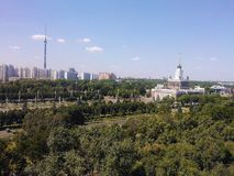 Vue de Bryansk Image libre de droits