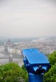 Vue de Budapest photo libre de droits