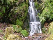 Vue de cascade photographie stock libre de droits