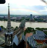 Vue de cathédrale Photo libre de droits