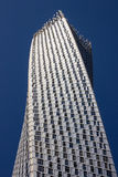 Vue 2 de Cayan Tower Images stock