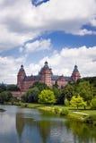 Vue de château Photo stock