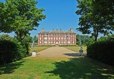 Vue de Chambre de jambon près de Richmond, Royaume-Uni Photographie stock libre de droits