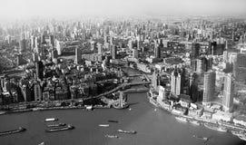 Vue de Changhaï Image libre de droits