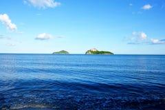 Vue de ciel de mer Images stock