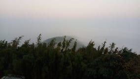 Vue de Cloudes de colline de tigre photo stock