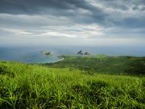 Vue de colline Images libres de droits
