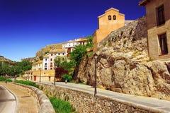 Vue de Cuenca Photos libres de droits