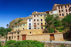 Vue de Cuenca Photo stock