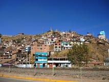 Vue de Cusco, Pérou photo libre de droits