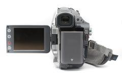 vue de détecteur de dv de caméscope mini Images libres de droits
