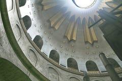 Vue de dôme de temple Photographie stock