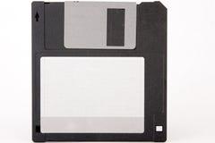 Vue de face d'à disque souple désuet photo libre de droits