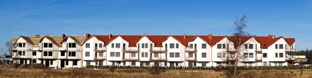 Développement résidentiel Image stock