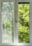 Vue de fenêtre images stock