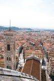 Vue de Florence, Italie Photographie stock libre de droits