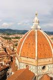 Vue de Florence, Italie Photo libre de droits
