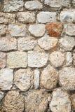 Vue de fond de mur photo libre de droits