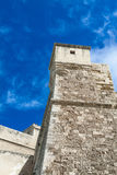Vue de forteresse de Rabat (Victoria) (Gozo, îles maltaises) Photo stock