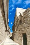 Vue de forteresse de Rabat (Victoria) (Gozo, îles maltaises) Photographie stock