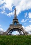 Vue de fourmi Eiffel Images stock
