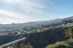 Vue de Funchal Photographie stock libre de droits
