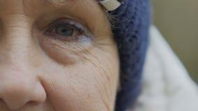 Vue de grand-mère clips vidéos