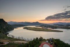 Vue de Hak Observatory Photos stock