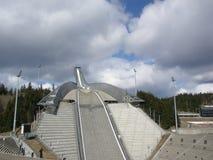 Vue de Holmenkollen images libres de droits