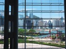 Vue de Hong Kong Photo stock